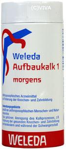 Weleda Aufbaukalk 1 (morgens) 45g MHD 31.07.2021