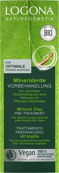 LOGONA Mineralerde Vorbehandlung 100ml MHD 30.04.2021