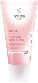 Weleda Mandel Wohltuende Gesichtscreme 30ml MHD 30.11.2020