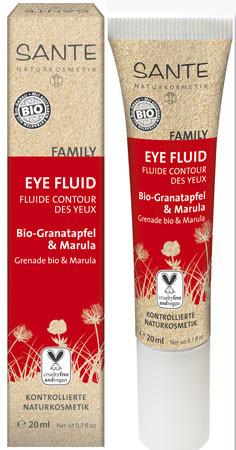SANTE Family Eye Fluid Granatapfel & Marula 20ml MHD 31.08.2020