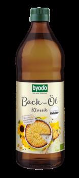 Byodo Back-Öl Klassik 0,75l (beschädigte Verpackung) mhd