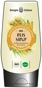 Serapis Culinar Reissirup 350g MHD 21.08.2021