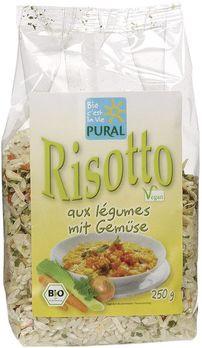 Pural Risotto Gemüse 250g MHD 20.04.2021