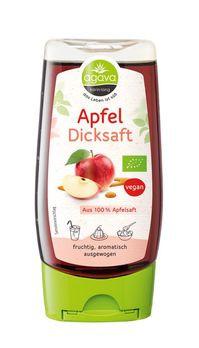agava Apfeldicksaft Spenderflasche 350g MHD 05.10.2020