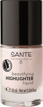 SANTE Beautifying Liquid Highlighter 10ml MHD 30.09.2020