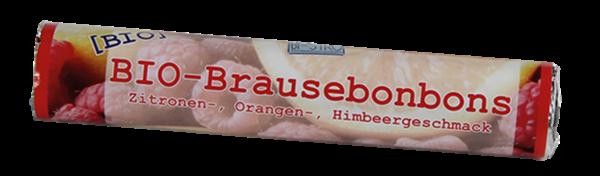 BioVita Brausebonbon Rolle 48g MHD 06.06.2020