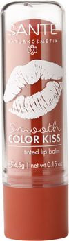 SANTE Smooth Color Kiss - soft coral 4,5g MHD 31.08.2020
