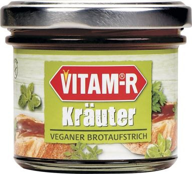 Vitam R Kräuter Hefeextrakt 125g MHD 16.04.2020