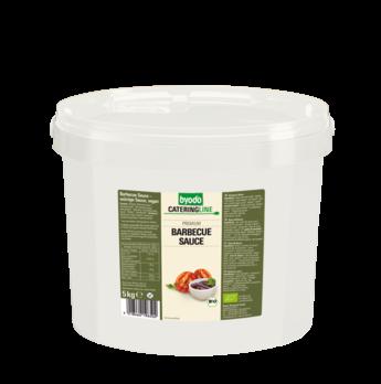Byodo Barbecue Sauce 5kg/A MHD 28.07.2021