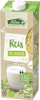 Allos Drink Reis 0% Zucker 1l MHD 30.07.2021