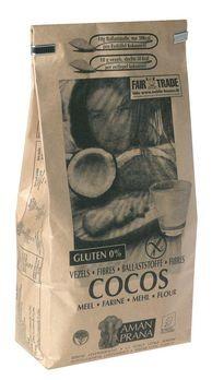 Amanprana Cocos-Mehl, glutenfrei 1kg MHD 28.04.2020