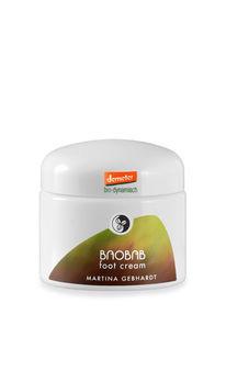 Martina Gebhardt Baobab Foot Cream Happy Body Fußcreme 50ml MHD 02.10.2020