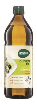 Naturata Olivenöl aus Spanien nativ extra 0,75l MHD 20.12.2019