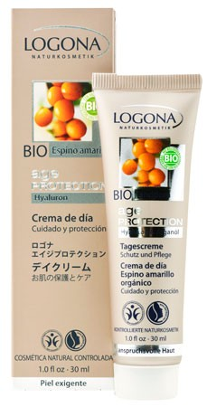 LOGONA Tagescreme Age Protection 30ml/A MHD 31.01.2020