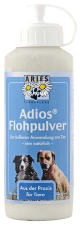 Aries Adios Flohpulver 180ml/A MHD 30.09.2019