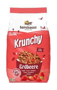 Barnhouse Erdbeer-Krunchy 375g MHD 14.09.2021